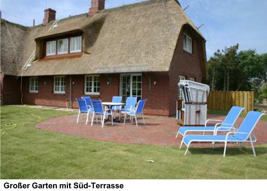 reetdach ferienhaus strandweg 3 in rantum sylt max 6 personen. Black Bedroom Furniture Sets. Home Design Ideas